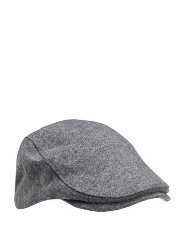 DeFacto Kışlık Şapka Gri